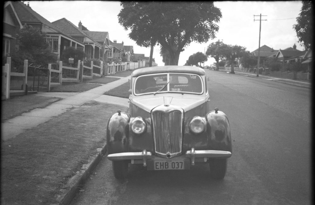 1950 Riley Drophead Coupe 2.5 litre at Concord, Sydney