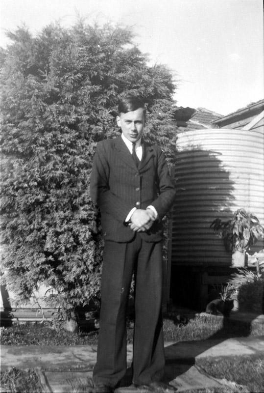 John Hague at Cabramatta