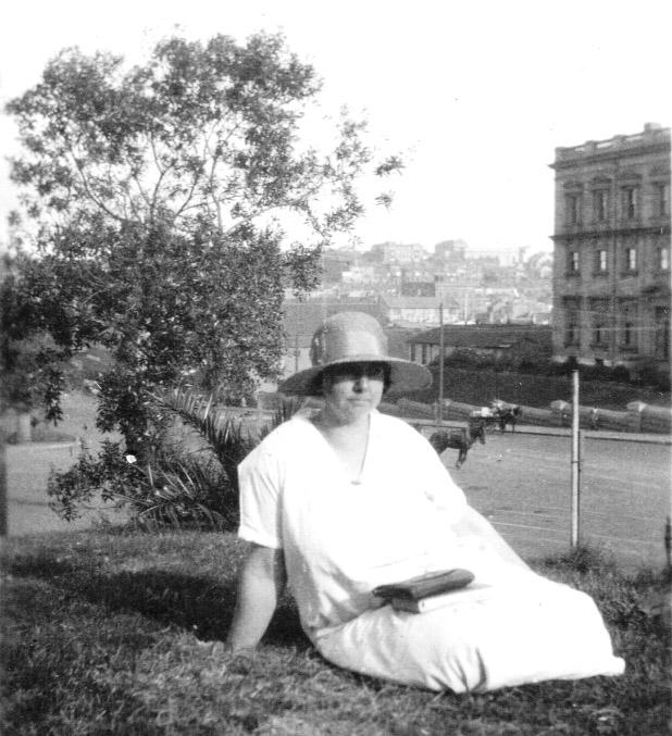 1927 – Grace Slapp