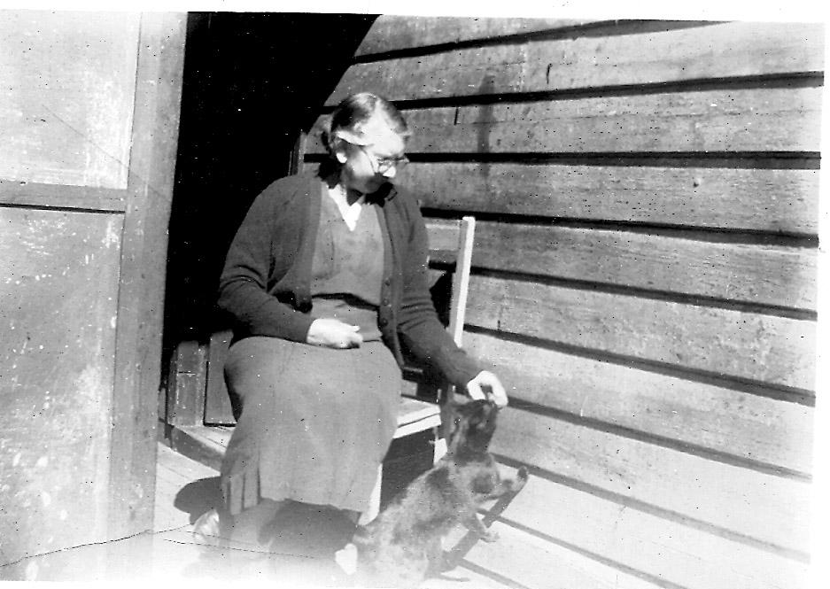 1953 Grace Hague (nee Slapp)
