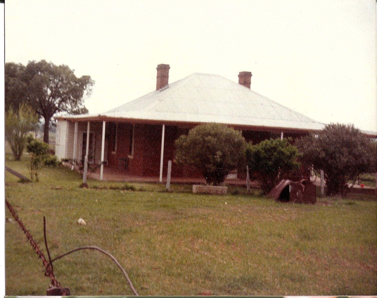 1985 Oct. Brislington Private hospital, Gulgong