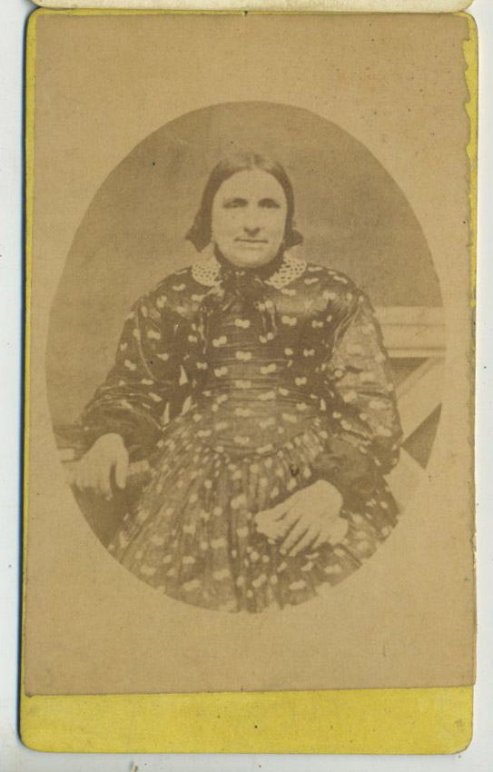 Eleanor Clark (born Russell)
