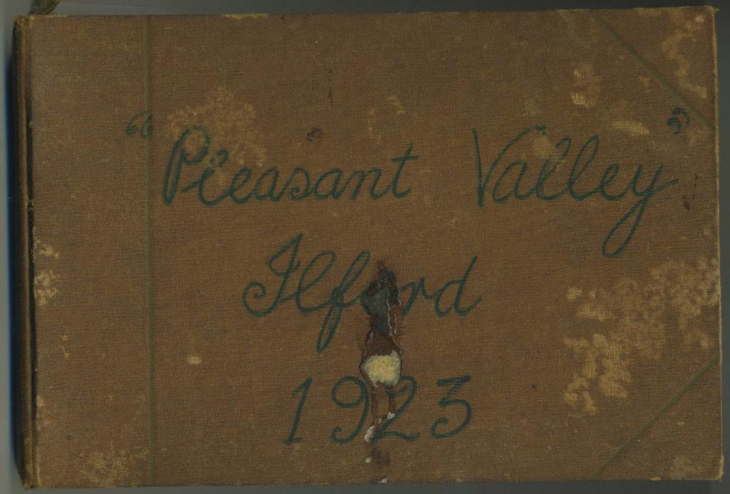 Pleasant Valley Ilford 1923 Photobook