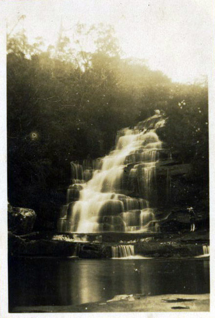 Unknown Falls