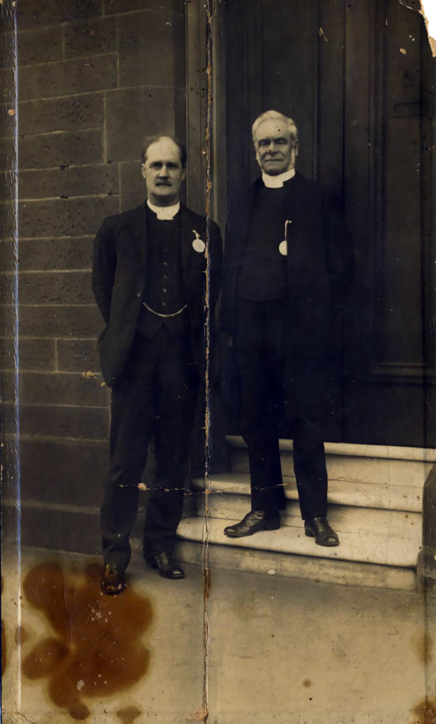 Hammond and Archdeacon Boyce. Prohibition Conference 1 Oct 1928