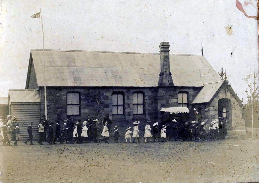 Ilford School 1930
