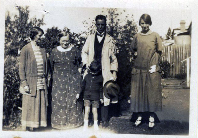 James Hague and Unknown people