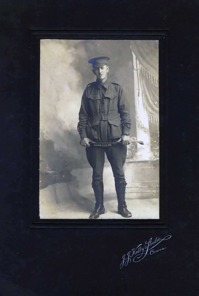 John Luke Potter WW1