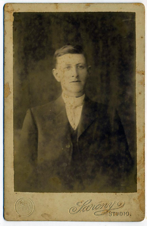 John Luke Potter