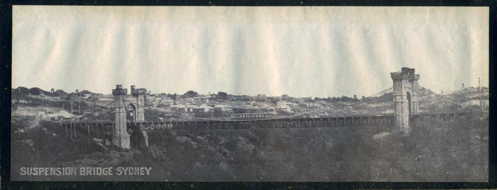 Suspension Bridge Sydney