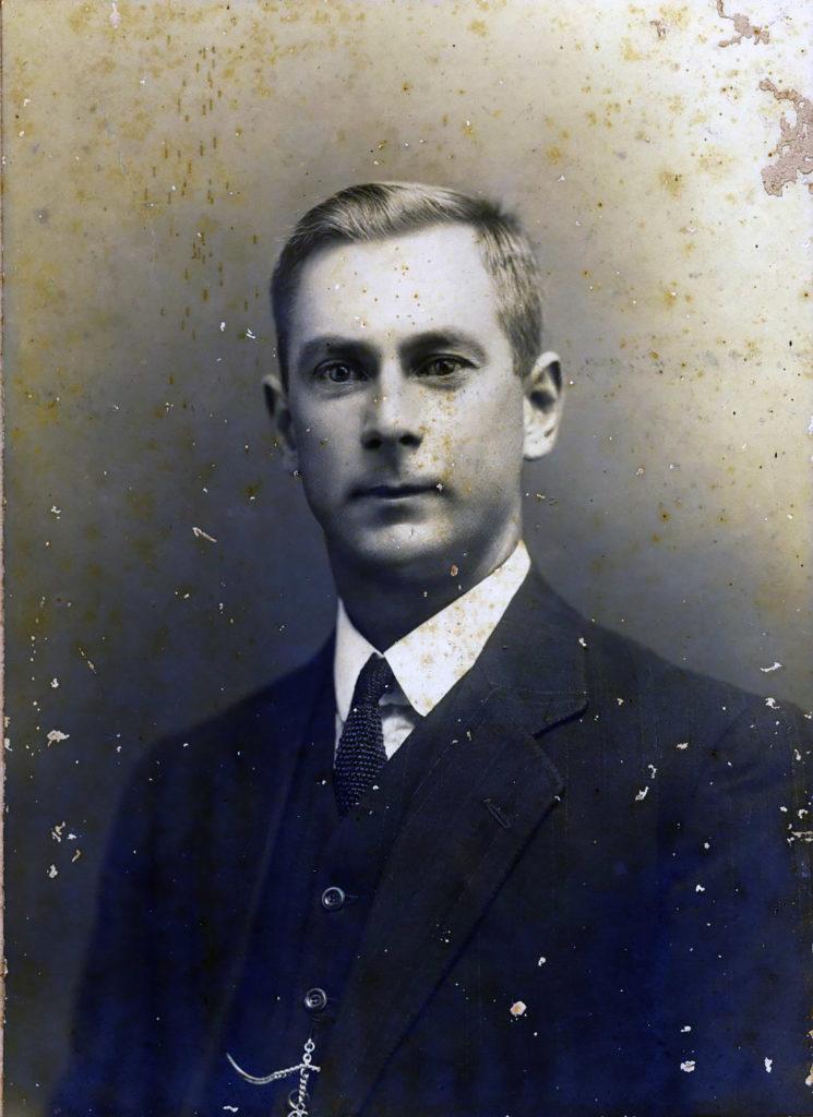 Herbert John Slapp